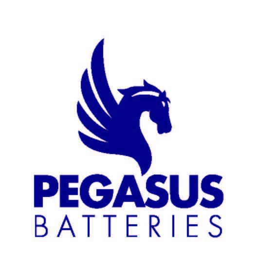 Pegasus Batteries Logo