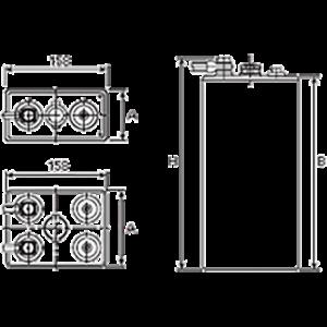 Forklift battery diagram
